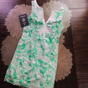 Vintage Lilly Pulitzer Janice Dress in Beach Bash